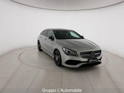 usata Mercedes 220 CLA Shooting Brake - X117 SBd Premium 4matic auto FL