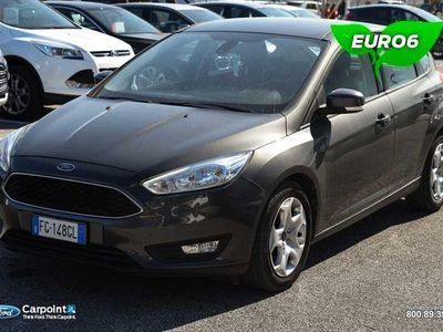 second-hand Ford Focus 1.5 tdci Plus s&s 120cv 5p