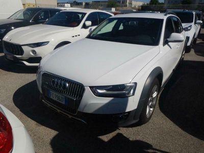 usata Audi A4 Allroad A4 allroad 2.0 TDI 150 CV Business