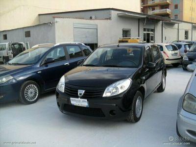 usata Dacia Sandero 1.4 8V GPL Benzina/GPL