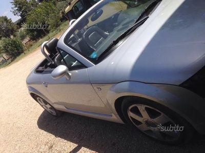 usata Audi TT Roadster Roadster 1.8 T 20V/179 CV cat