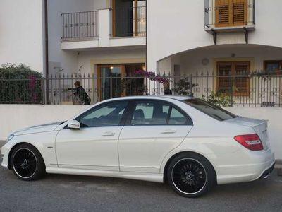 usata Mercedes C350 BlueEFFICIENCY Elegance