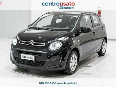 usata Citroën C1 II 2018 5p 5p 1.0 vti Feel s&s 72cv