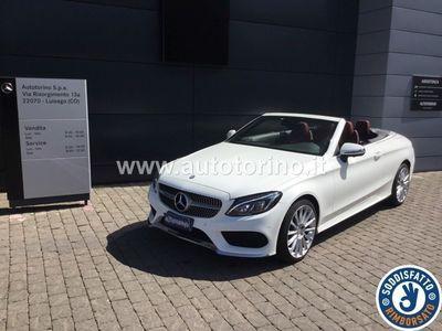 gebraucht Mercedes 220 CLASSE C CABRIO C cabrioPremium Plus 4matic auto