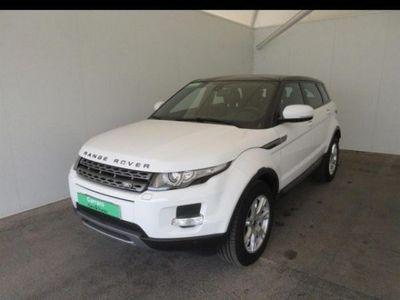 usata Land Rover Range Rover evoque 2.2 sd4 Pure Tech Pack 190cv 5p