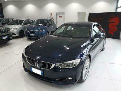 usata BMW 420 420 d xDrive Gran CoupLuxury NAVI RETROCAMERA AUTOMATICA