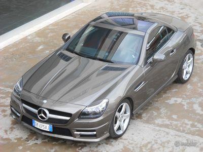 usata Mercedes SLK250 CDI BLUEfficecy Premium