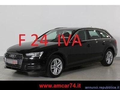 brugt Audi A4 Avant 2.0 TDI 150 CV BUSINESS SPORT