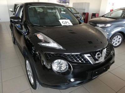 usado Nissan Juke 1.6 GPL Business