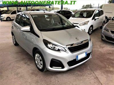 usata Peugeot 108 1.0.benz 5pt active