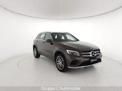 usata Mercedes 220 GLC - X253d Premium 4matic auto