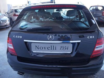 usata Mercedes C220 -204 2011 SW Diesel SW cdi Executive (BlueEff)