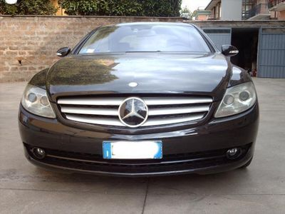 usata Mercedes CL500 ClasseSport Usato