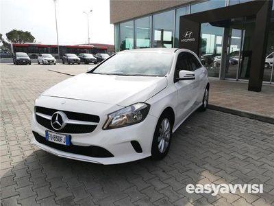 brugt Mercedes 180 cla sse a (w176)executive diesel