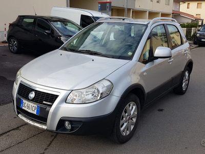 usata Fiat Sedici 1.9 diesel 4x4 per commercianti