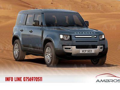 usata Land Rover Defender 110 3.0D I6 200 CV AWD Auto S nuova a Viterbo