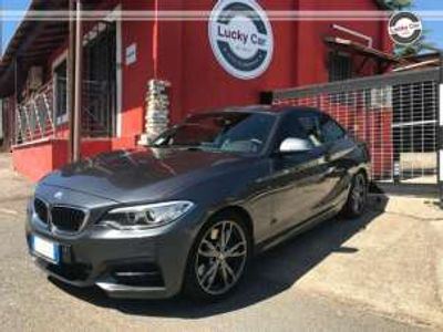 usata BMW M235 235Coupè FULL OPTIONAL *PRONTA CONSEGNA* Benzina