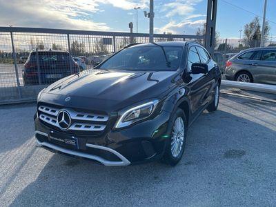 usata Mercedes 180 GLA CLASSE (X156)BUSINESS