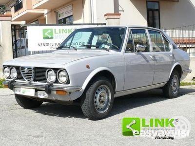 gebraucht Alfa Romeo Alfetta 1.6 benzina