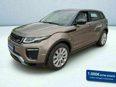 usata Land Rover Range Rover evoque RR Evoque Evoque 2.0 si4 SE Dynamic 5p