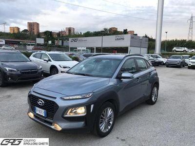 used Hyundai Kona 1.0 T-GDI Xpossible