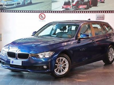 käytetty BMW 318 d Touring Business Advantage aut.