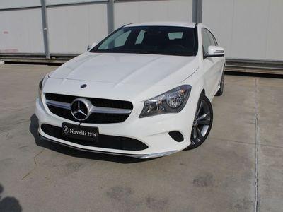 usata Mercedes CLA180 CLAd S.W. Automatic Sport