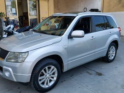 usata Suzuki Grand Vitara 1.9 DDIS 130CV 2009 FULL OPTIO