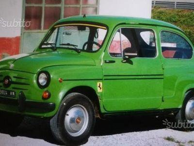 usata Fiat 750 - Anni 60