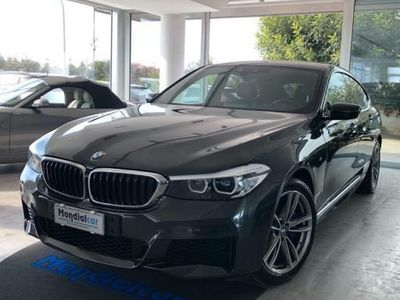 usata BMW 630 d 249CV Gran Turismo Msport GT pelle