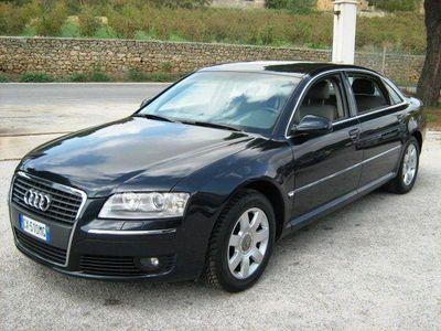 used Audi A8 LUNGA 4.2 V8 FSI quattro tiptronic rif. 1017653