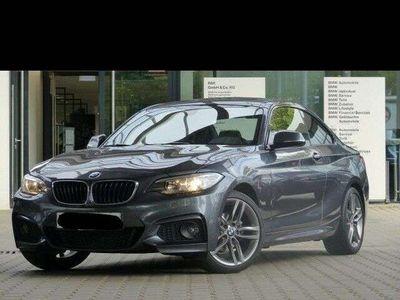 usata BMW 218 218 d Coupé Msport
