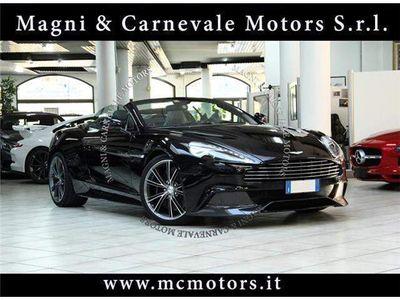 Aston Martin Vanquish Usata 9 Ottime Offerte Autouncle