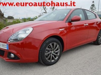 gebraucht Alfa Romeo Giulietta 1.6 JTDm-2 120 CV Business *Navigatore,Sensori*
