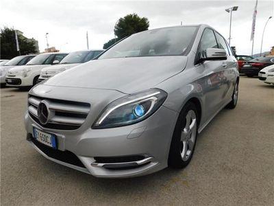 używany Mercedes B200 CDI Premium