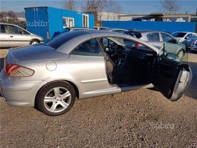 usata Peugeot 307 CC 1.6 16V - 2004