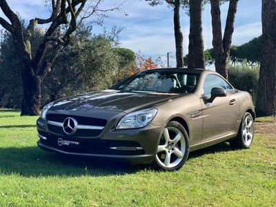 usata Mercedes SLK200 Sport Cambio Automatico First Paint Service Book
