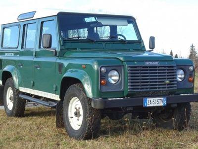 usata Land Rover Defender Defender110 2.5 Td5 cat Station Wagon E