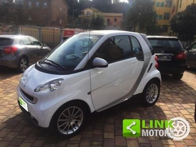 brugt Smart ForTwo Coupé 1000 52 kW limited
