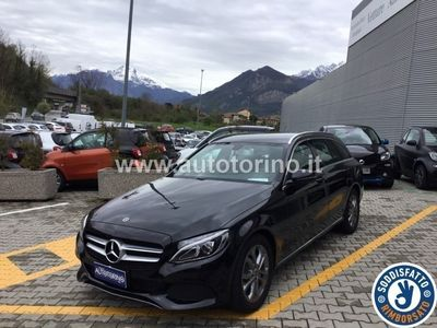 second-hand Mercedes 200 CLASSE C SW C SWd (BT) Sport auto