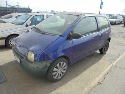 używany Renault Twingo 1.2i - Van-GOMMATA-TAGLIANDI -1PROPRIETARIO