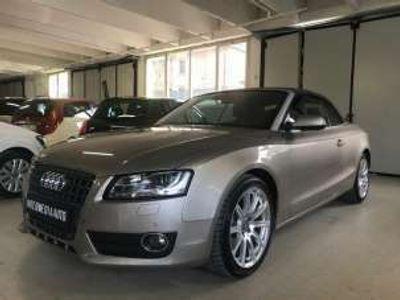 usata Audi A5 Cabriolet 1.8 TFSI multitronic Ambition Benzina