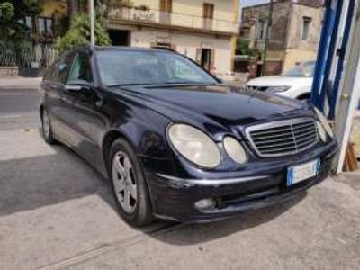 usata Mercedes E280 E 280 CDI V6 cat S.W. AvantgardeCDI V6 cat S.W. Avantgarde