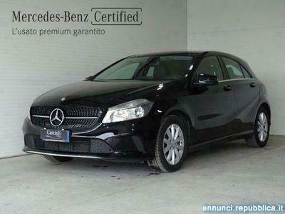 usata Mercedes A160 d Executive