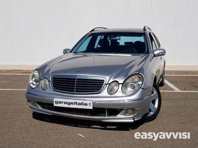 usado Mercedes E320 cdi cat s.w. avantgarde diesel