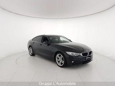 usata BMW 420 d g.coupe Msport auto