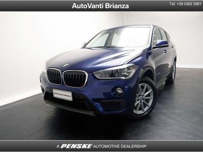 usado BMW X1 sDrive 18d Business