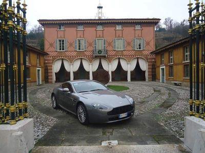 usata Aston Martin V8 Vantage Sportshift