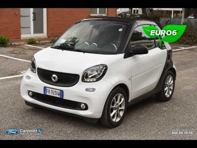 second-hand Smart ForTwo Cabrio 1.0 Youngster 71cv twinamic my18