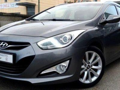 used Hyundai i40 Wagon 1.7 CRDi 136CV Comfort